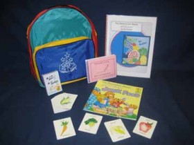 Berenstain Bears and Too Much Junk Food by Stan & Jan Berenstain Literacy Kit
