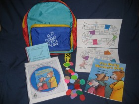 The Bully Blockers Club by Teresa Bateman Literacy Kit