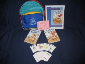 Charlotte&#8217;s Web by E.B. White Literacy Kit