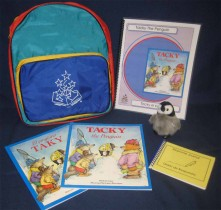 Tacky the Penguin by Helen Lester Literacy Kit