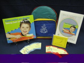 Taking Care of My Teeth by Terri DeGezelle Literacy Kit