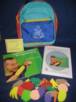 The Vegetable Group by Marci C. Schuh Literacy Kit