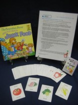 Berenstain Bears and Too Much Junk Food by Stan & Jan Berenstain Parent Pack