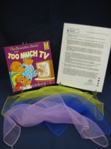 Berenstain Bears and Too Much TV by Stan and Jan Berenstain Parent Pack