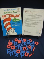The Cat in the Hat Dictionary by Dr. Seuss Parent Pack