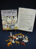 Click, Clack, Moo  Cows That Type by Doreen Cronin Parent Pack