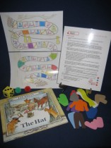 The Hat by Jan Brett Parent Pack