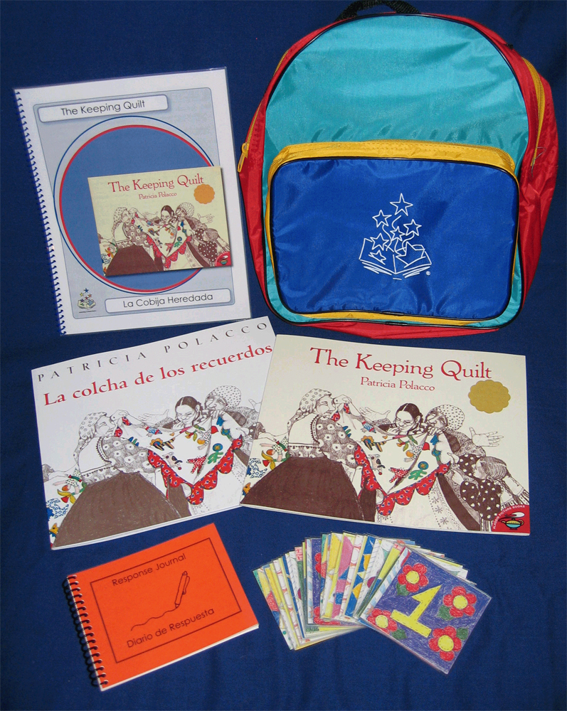 The Keeping Quilt By Patricia Polacco Literacy Kit