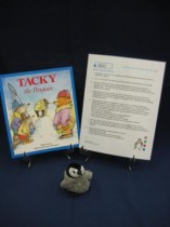Tacky the Penguin by Helen Lester Parent Pack