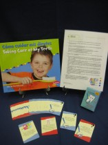 Taking Care of My Teeth by Terri DeGezelle Parent Pack