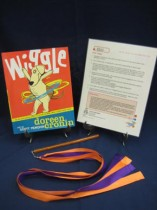 Wiggle by Doreen Cronin Parent Pack