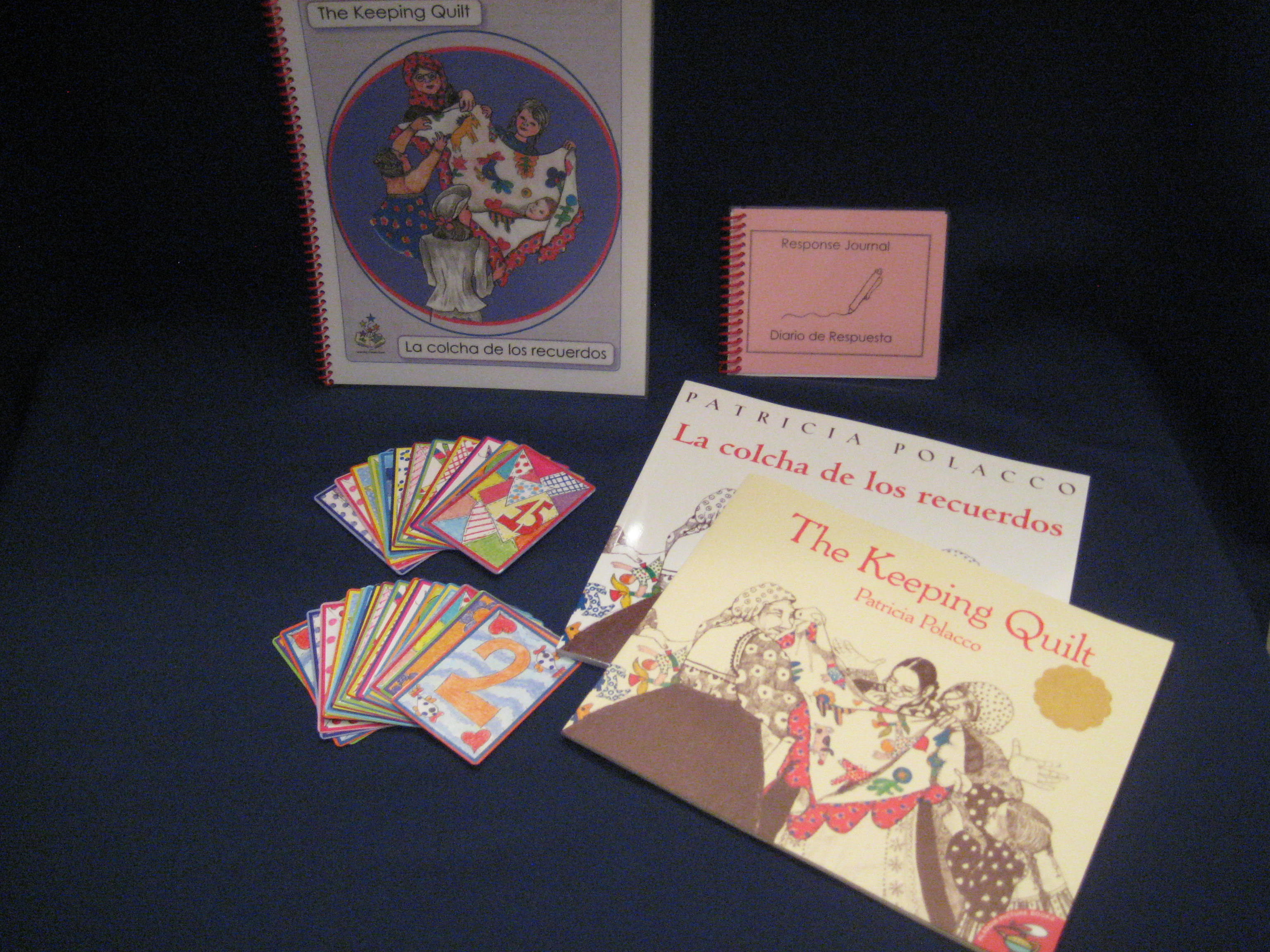 The Keeping Quilt Literacy Kit Learning Connections